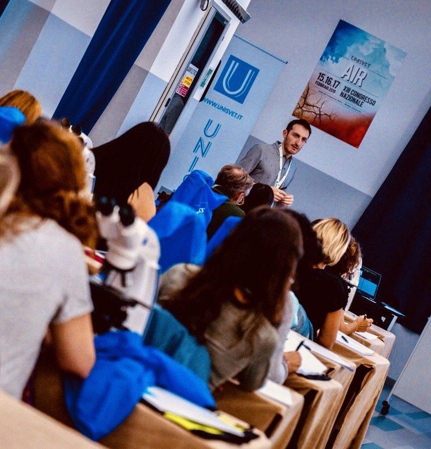 Francesco Cian for UNISVET courses